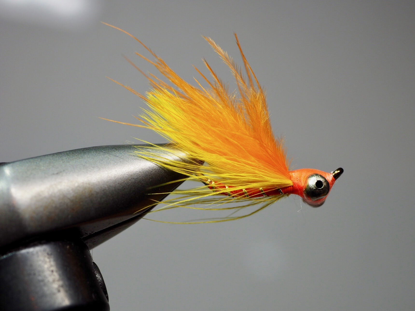 The SMP a.k.a. The Skip Morris Panfish.  Click photo for pattern recipe