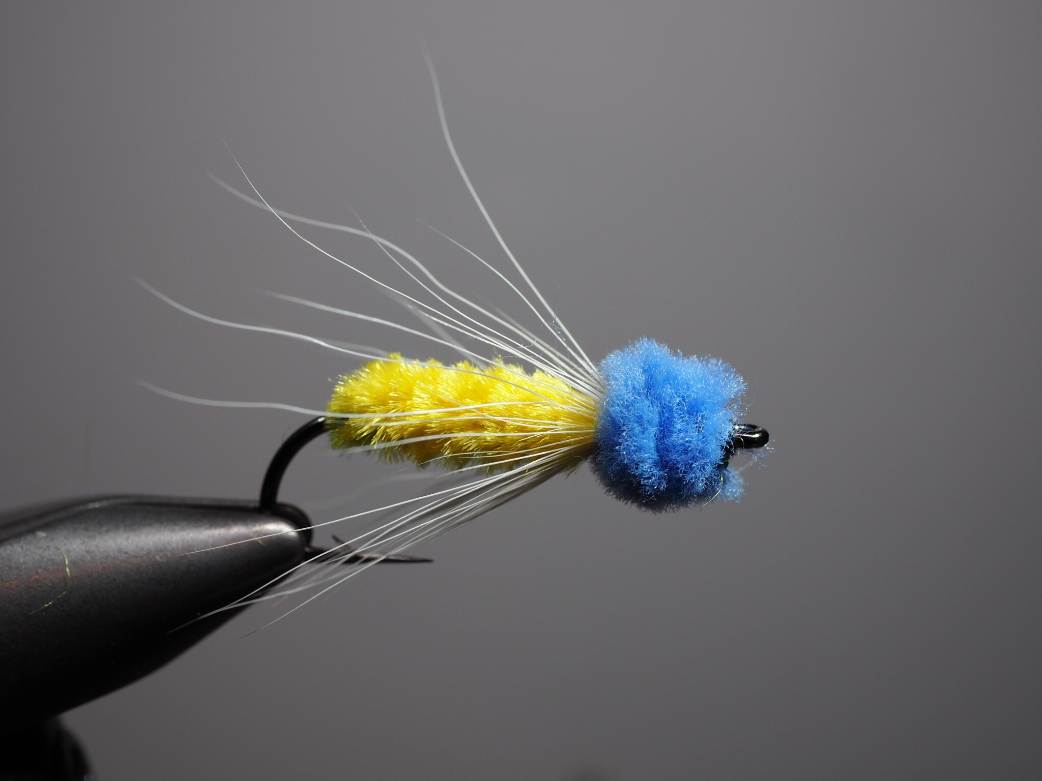TWO MCGINTY FLIES TROUT BLUEGILL SIZE 10 FLY FISHING