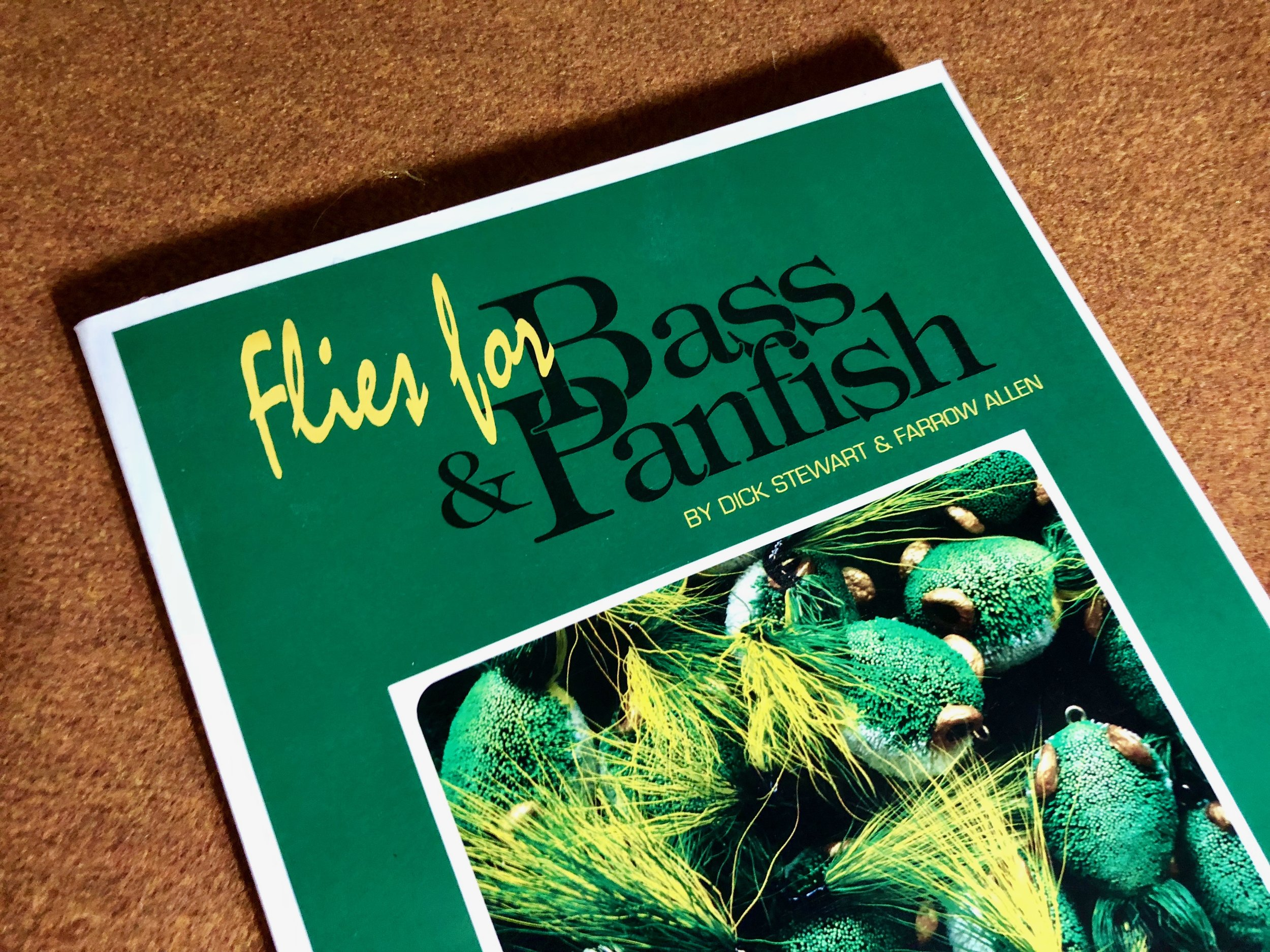 This book is a good place to start if you are looking for some bass and panfish patterns.