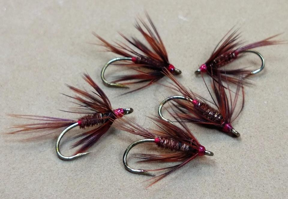 - The Soft Hackle Pheasant tail