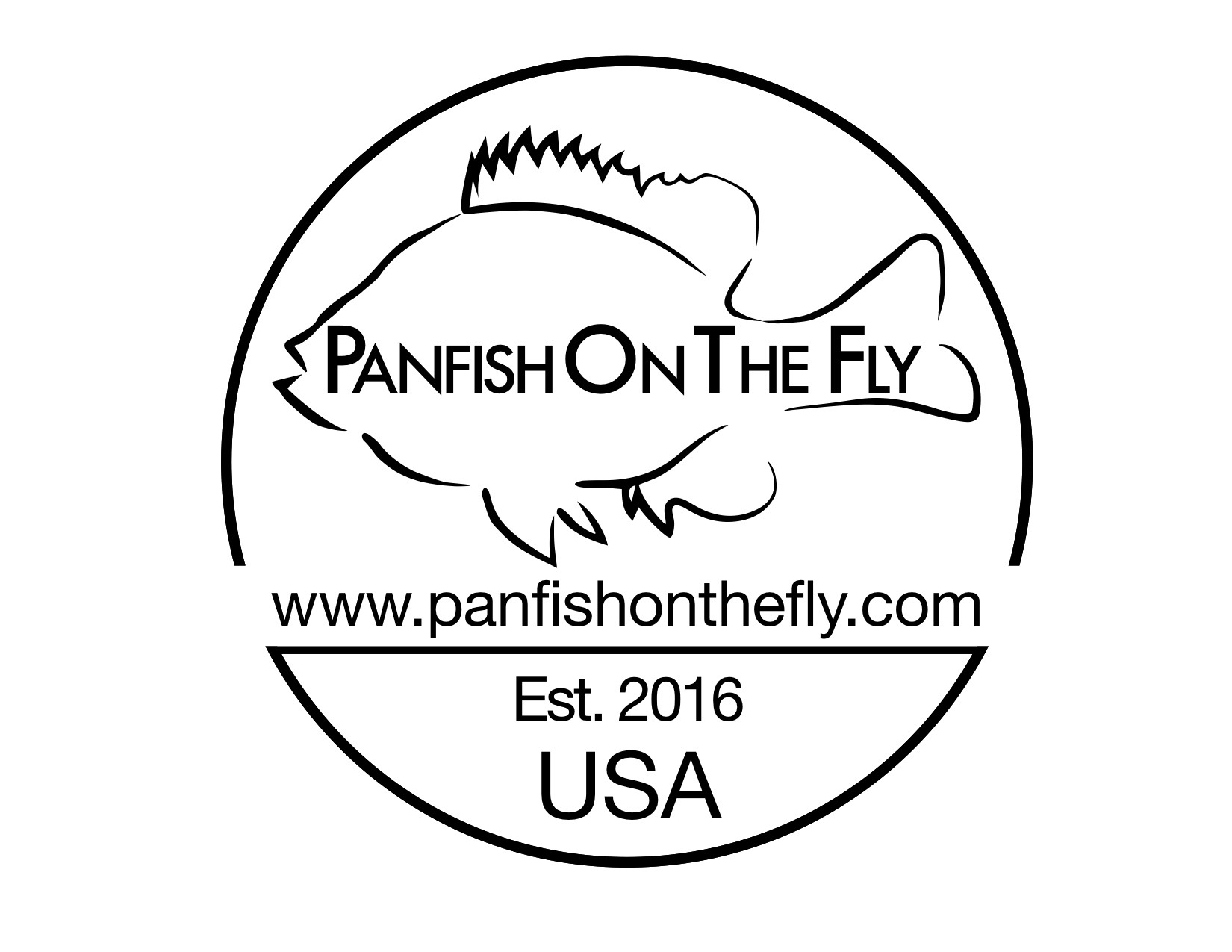 Welcome to Panfish On The Fly -