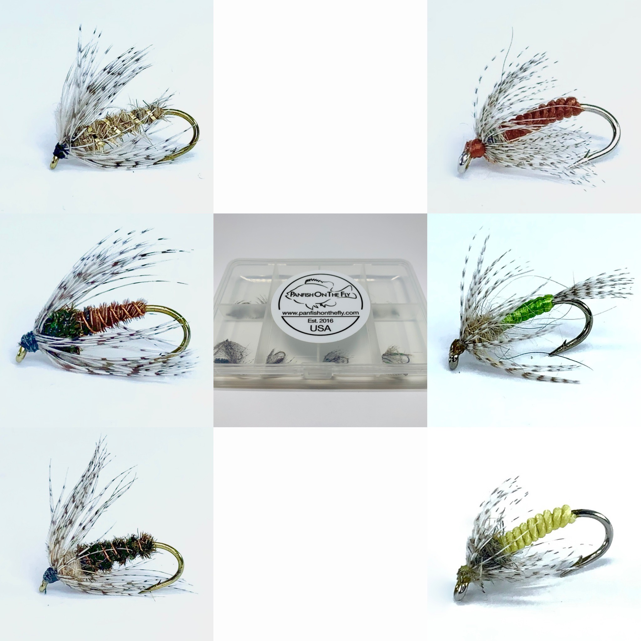 Our Top Soft Hackle Patterns -