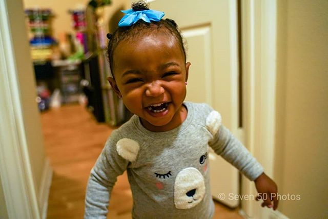 My big girl is always full of energy in the morning!..... . .. . . . . . . . . .  #toddlerlife #Cali #photography @blackbabiesrock @_beautifulblackbabies @cute.blackbabies