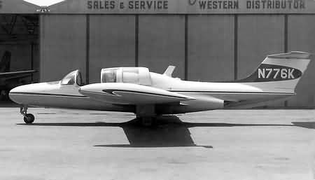 At the Santa Monica Airport  (confirmed via Saint Monica Airport History pictures, this is the Aero Commander Building, ironically next to the Lear building) in February 1961. Via Ed Coates.