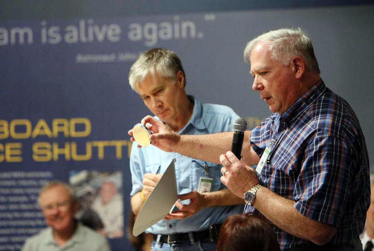 Participants Explaining Solutions