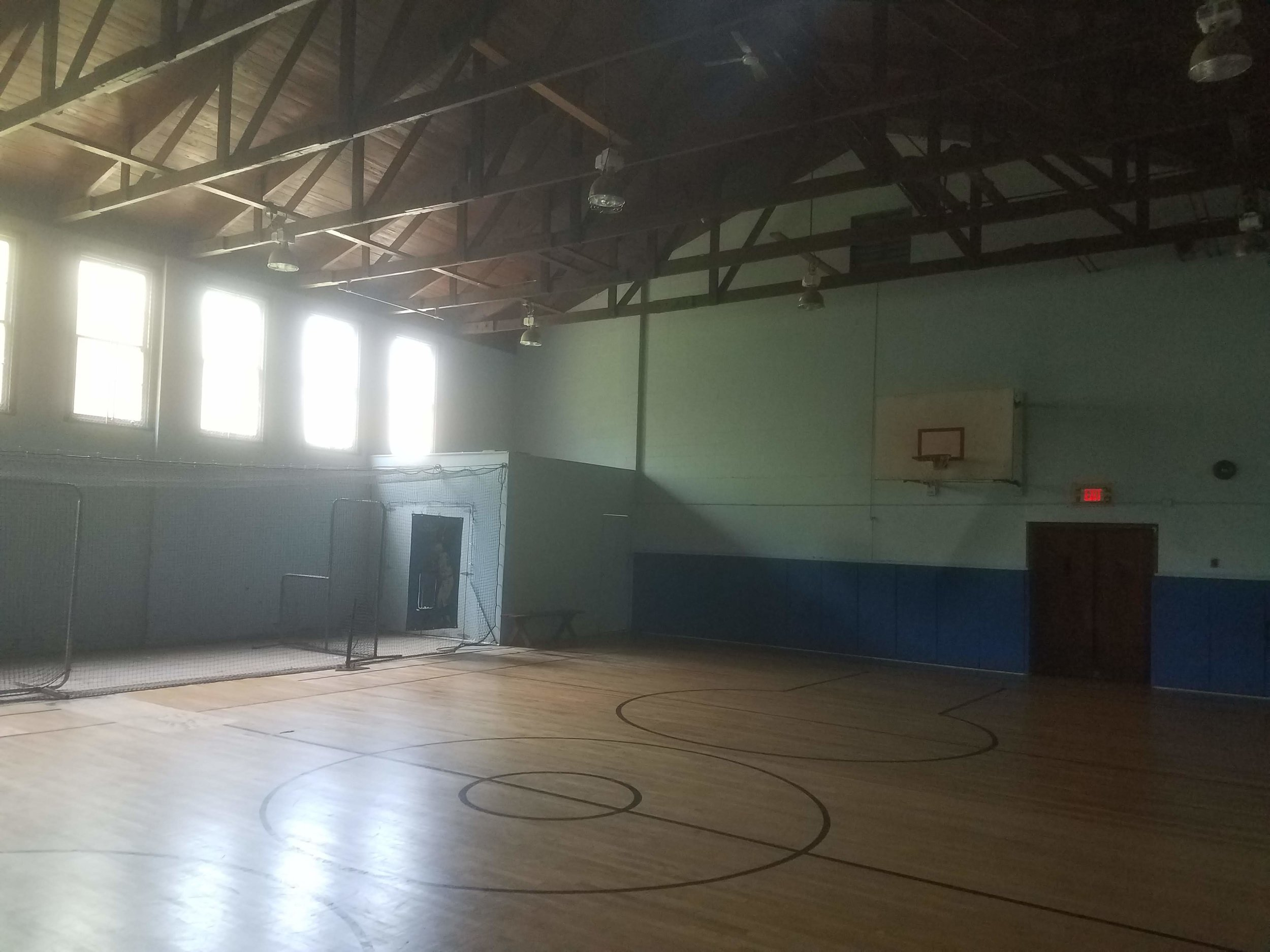 Old gymnasium in Athens