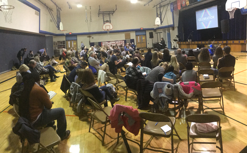 We are thankful that we had our most attended Sunday with over 150 people.