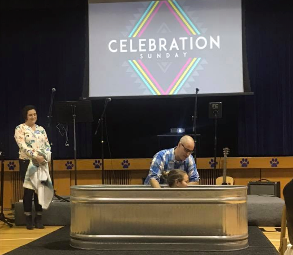 We are thankful that we baptized 7 totaling 23 in the last 2 years.