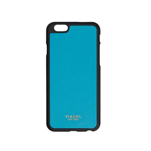 Turqouise calpskin Iphone 6 (6s) case