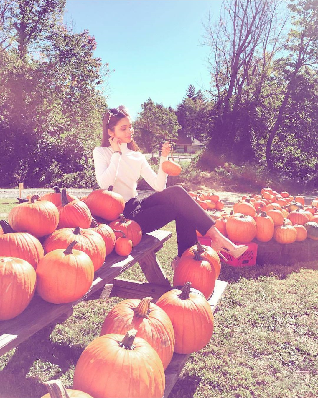 Halloween mood.
