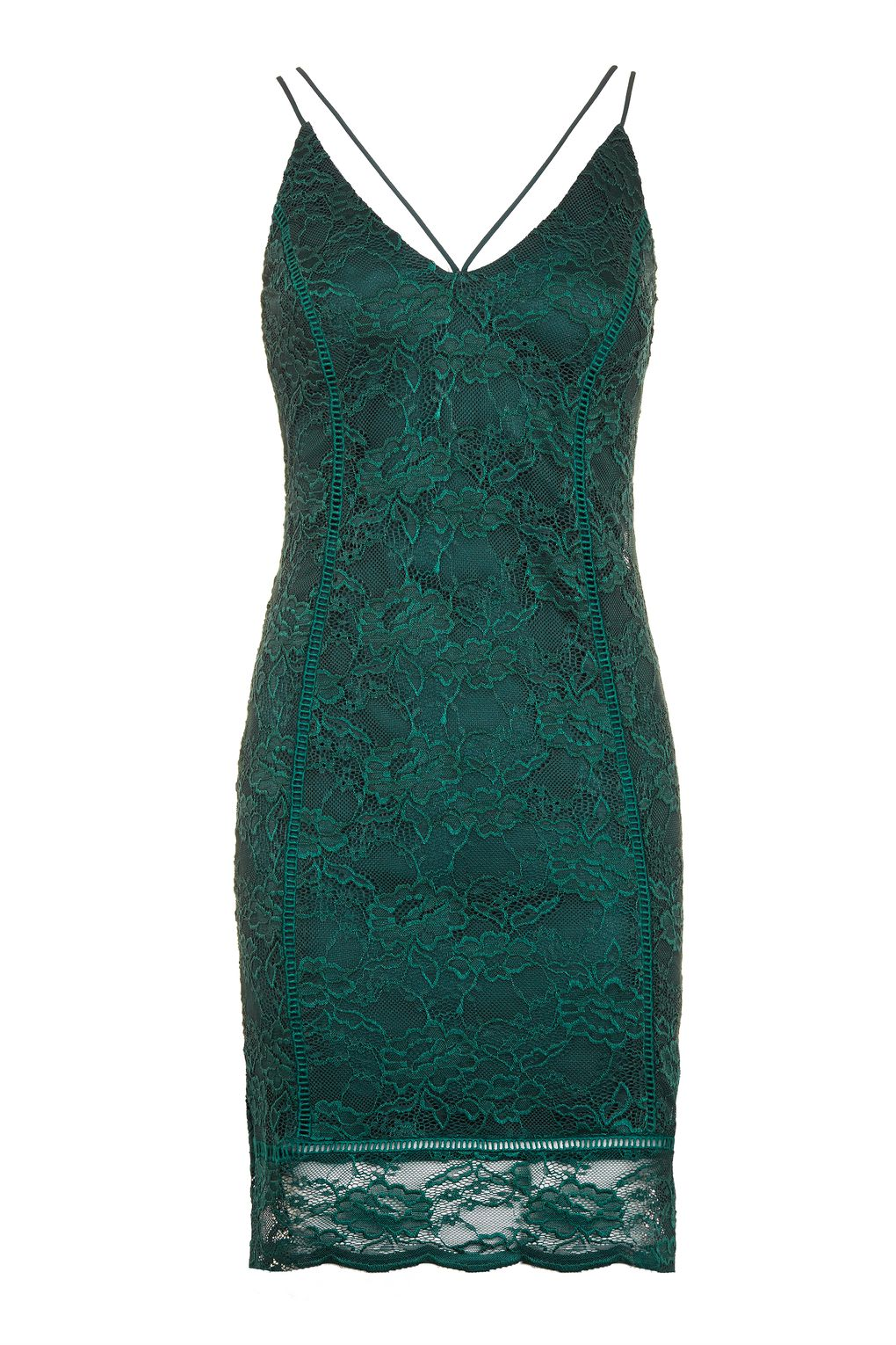 Strappy Plunce Lace Camisole Dress.jpg