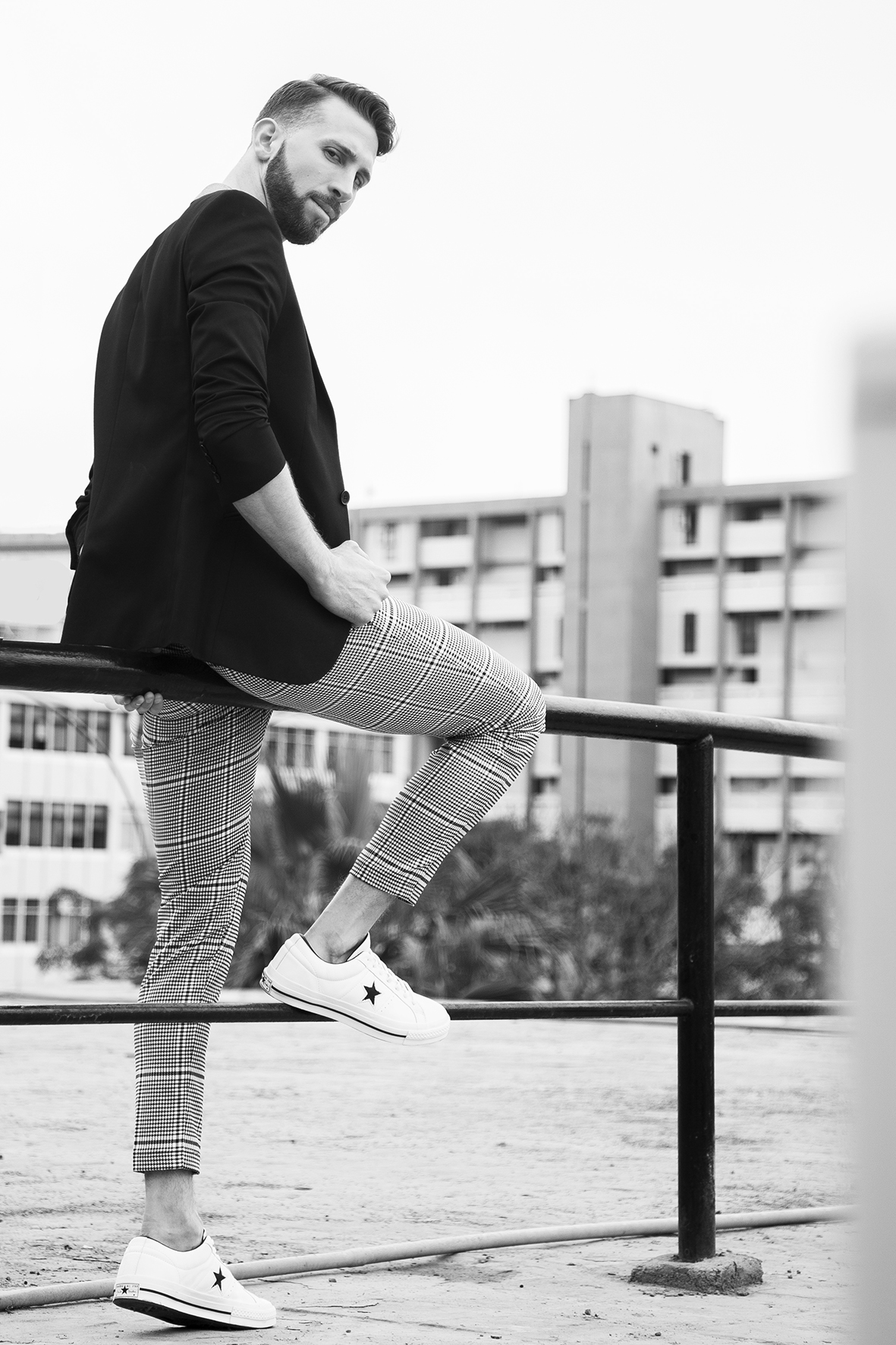 Christian Kelle code Blogger instagramer influencer peruvian peruano model modelo latino conver all star one suede leather sneakers streetstyle menswear hombre - 011.JPG
