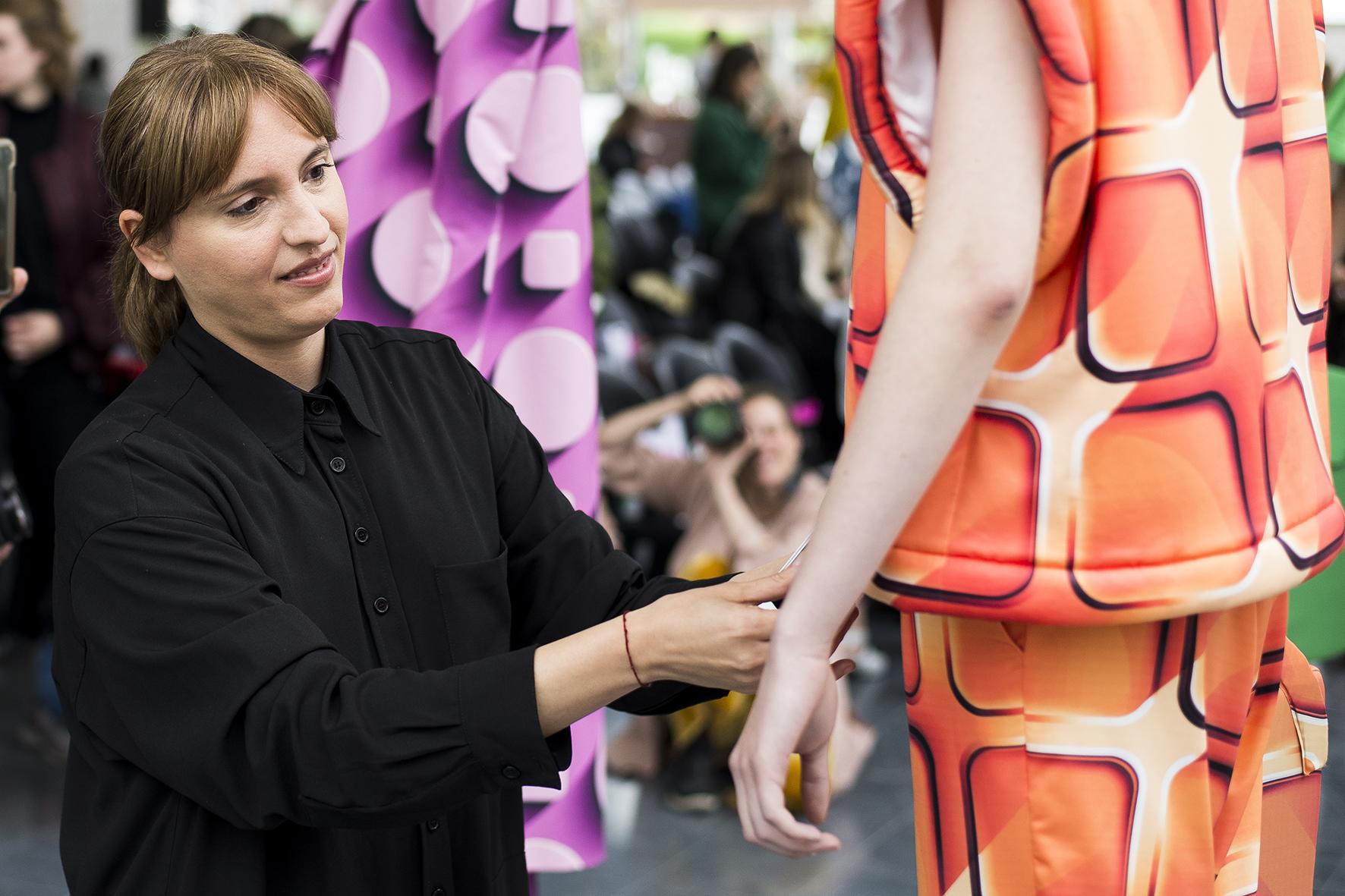 Romina Cardillo, Directora creativa de Nous Etudions.