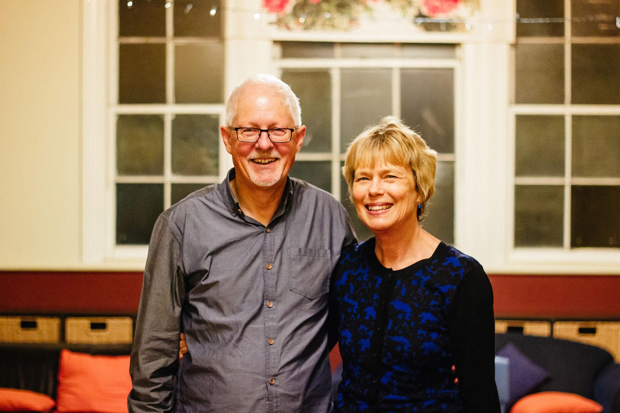 Andrew and Virginia Martin - Pastors and Elders