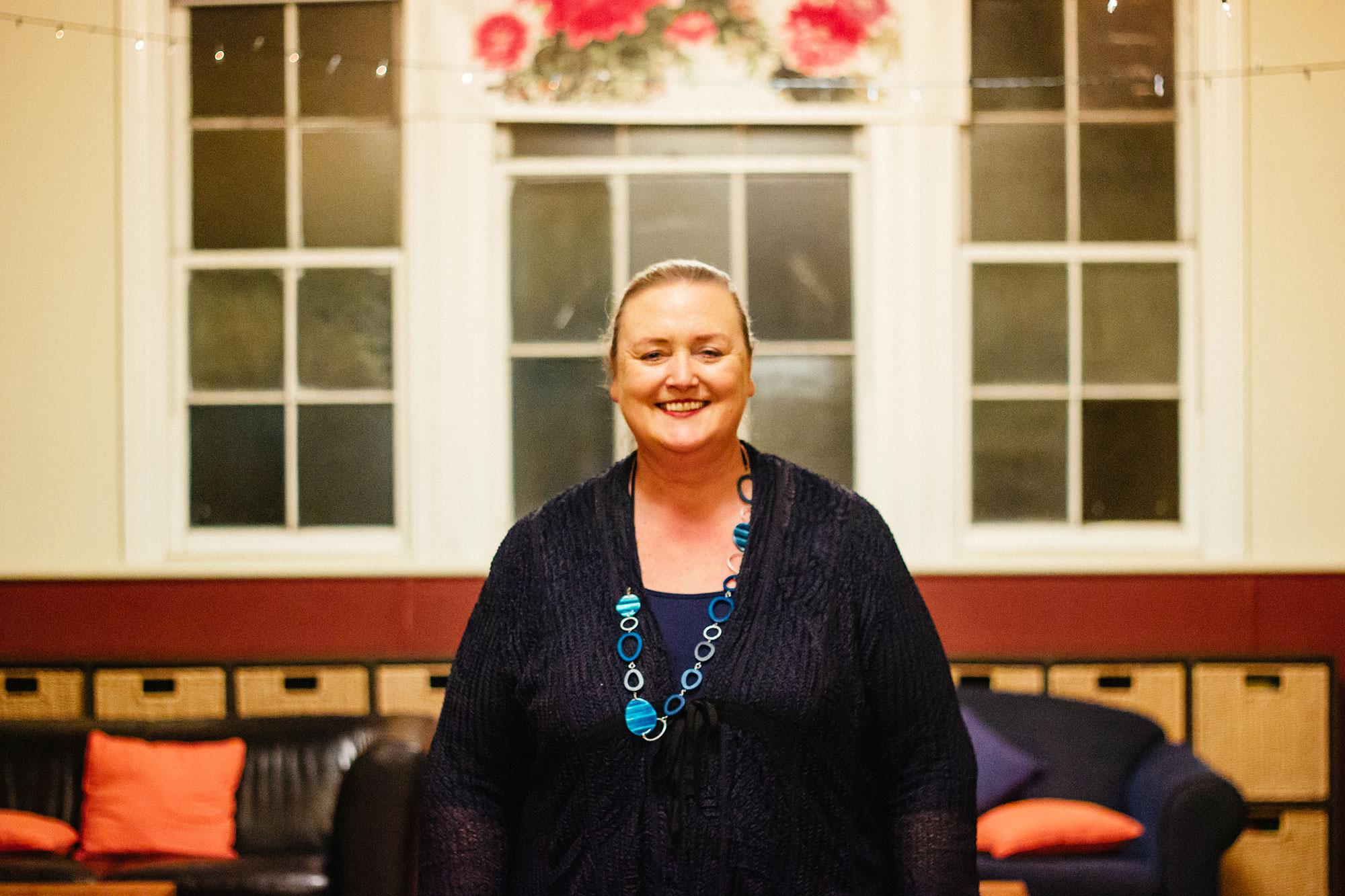 Amanda Blennerhassett - Elder