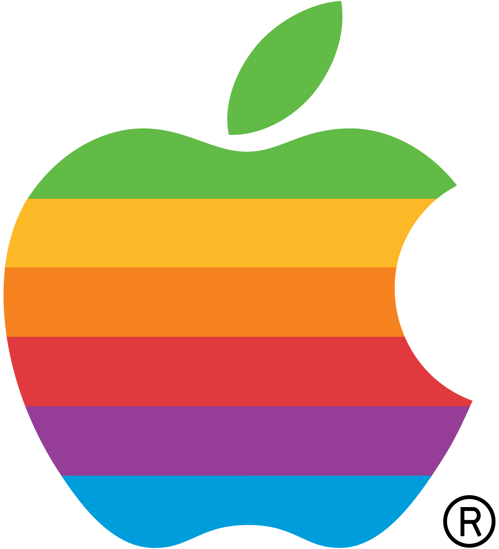The Apple logo is a great example of a memorable logo. It is simple and graphic, and stands out in your mind.