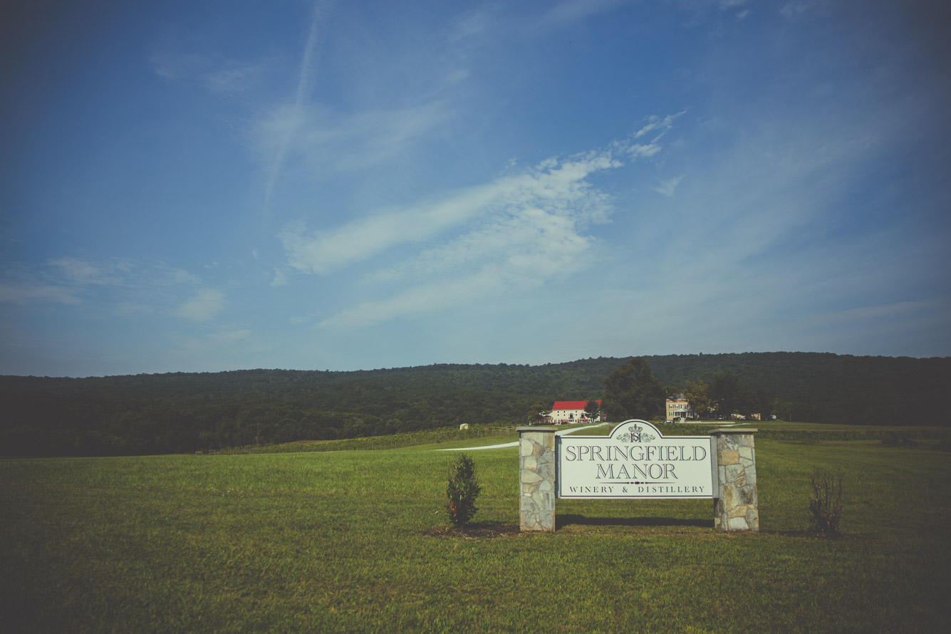 Springfield Manor Winery and Distellery