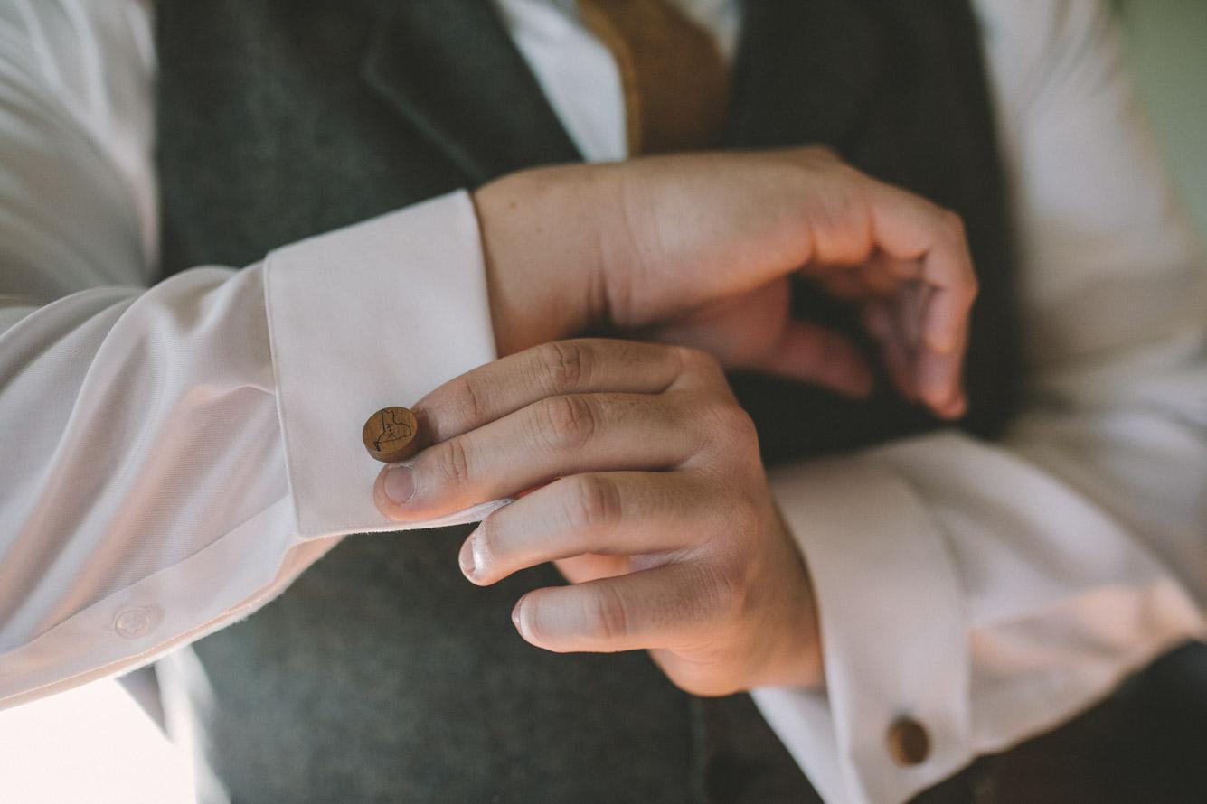cylburn arboretum baltimore wedding groom cufflinks.jpg