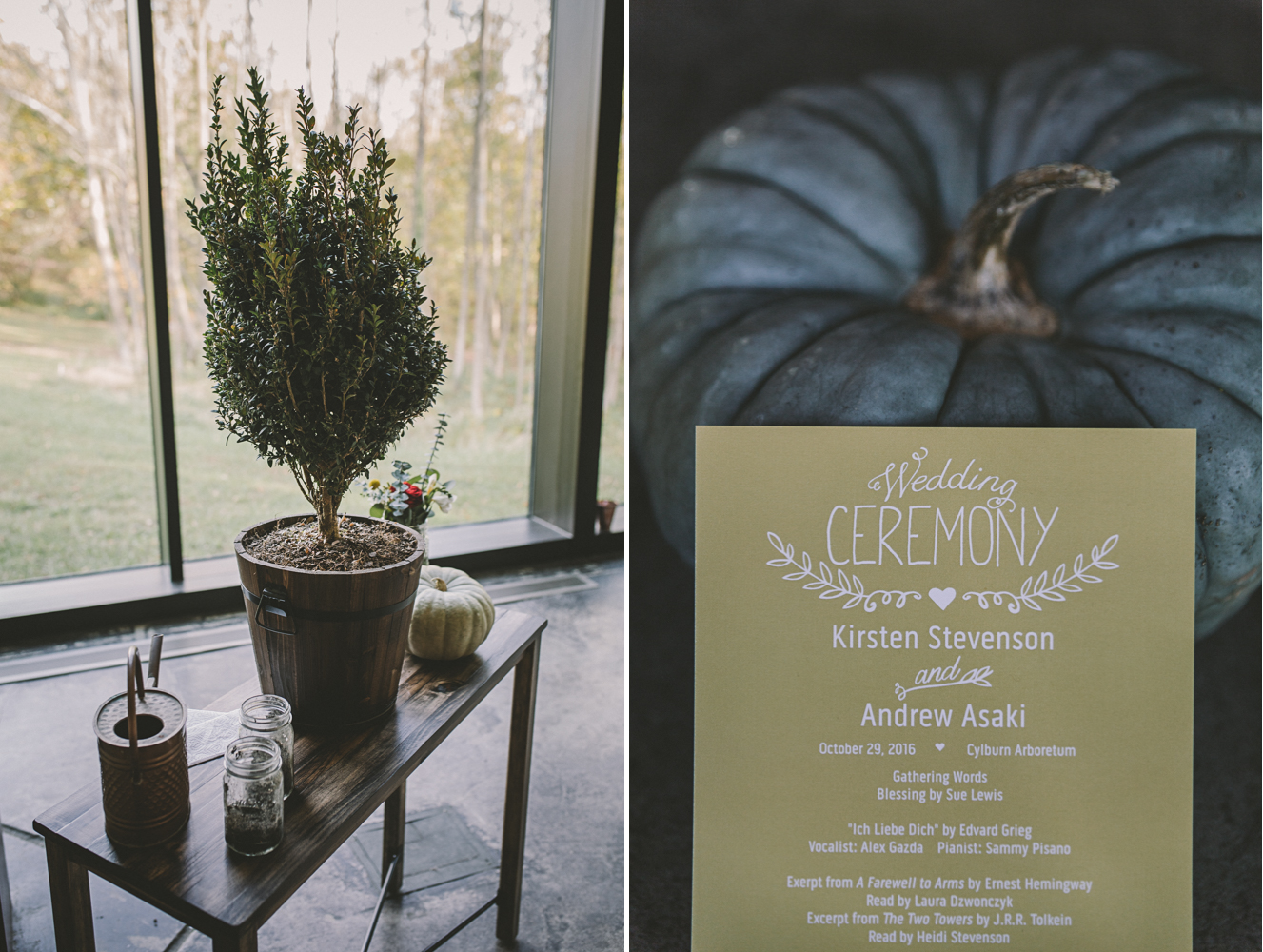 cylburn arboretum baltimore wedding invitation plant tree.jpg