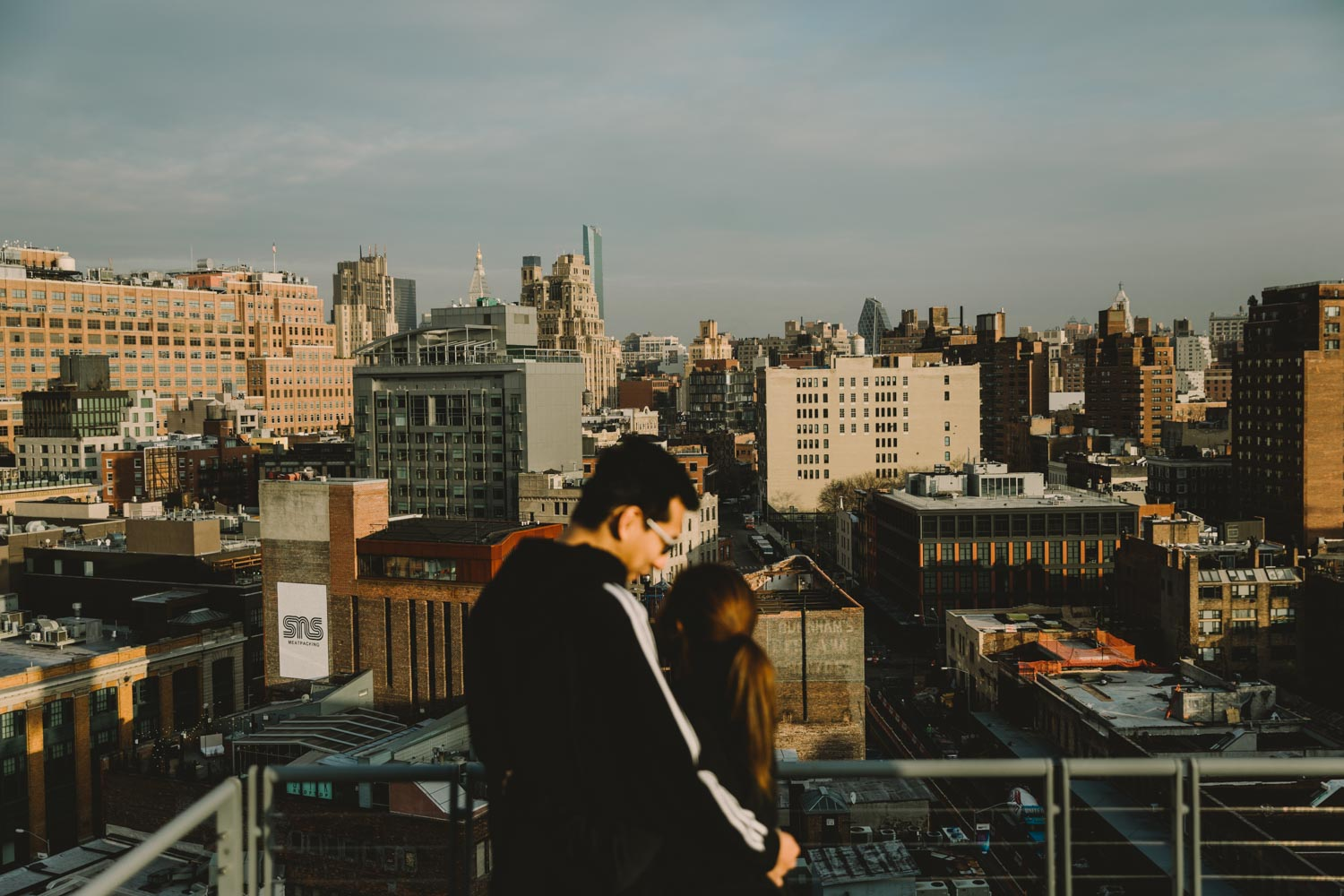 NYC rooftop whitney museum Wedding Photographer.jpg