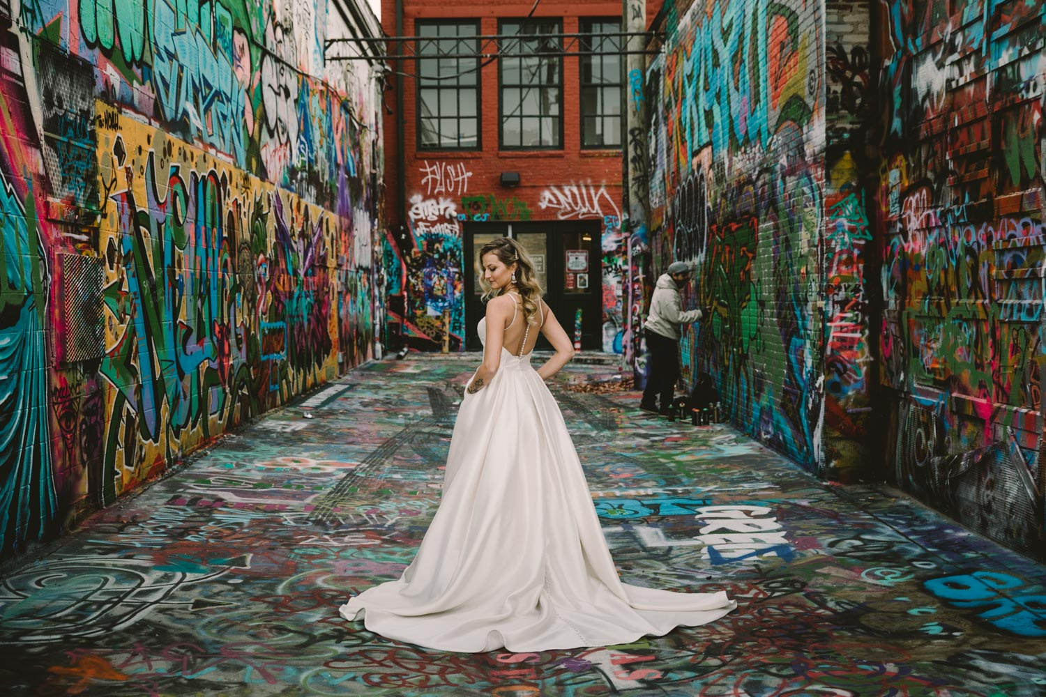 Washington DC Baltimore NYC graffitti alley street art Wedding Photographer63.jpg