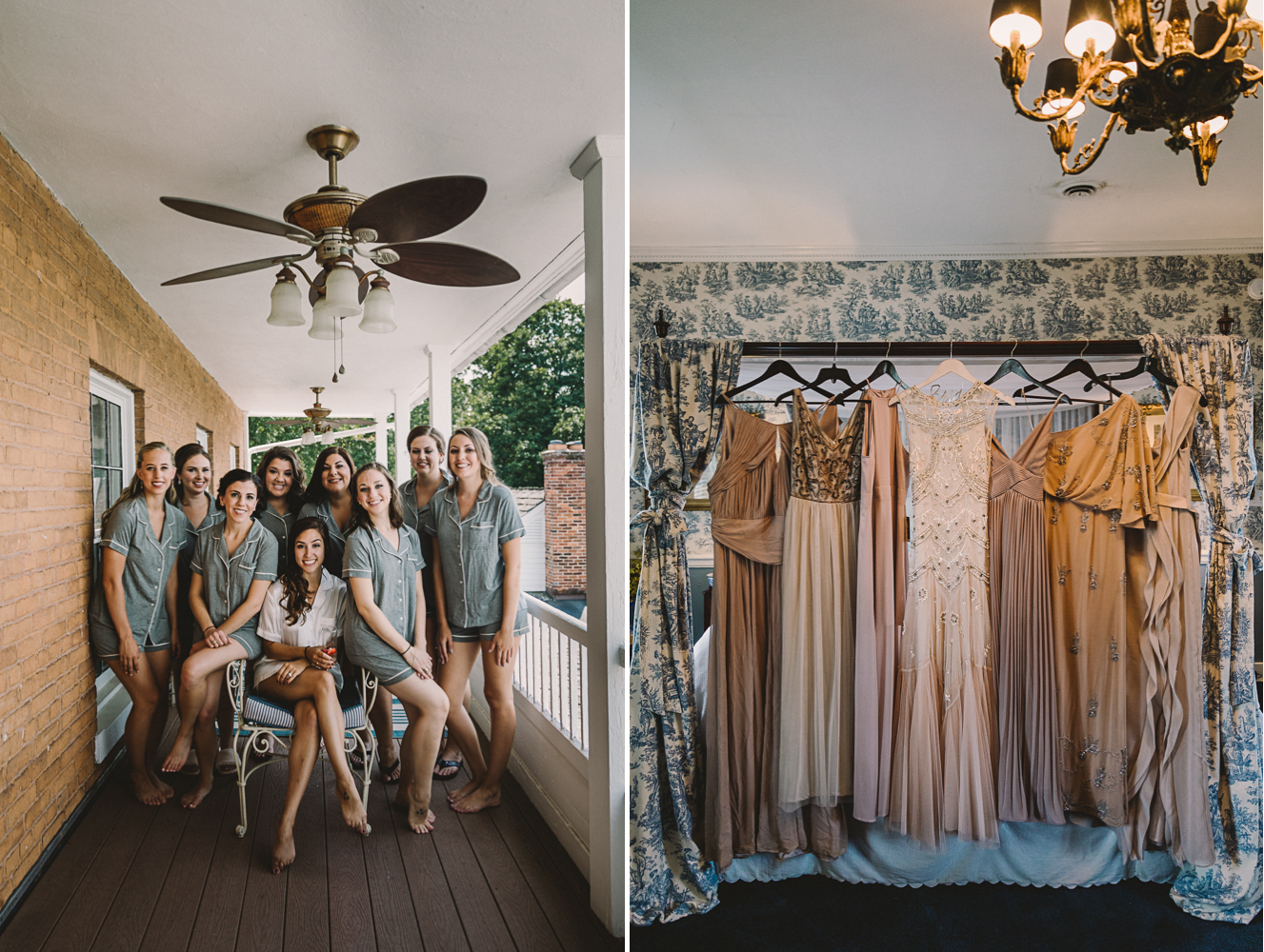 barbara o photography antrim 1844 bridal party blush tones dresses.jpg