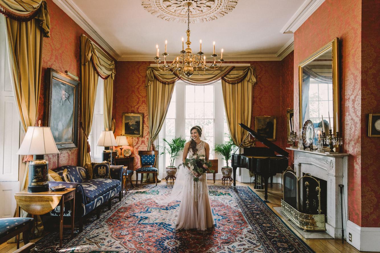 Barbara O Photography antrim 1844 wedding bridal party blush dresses2.jpg
