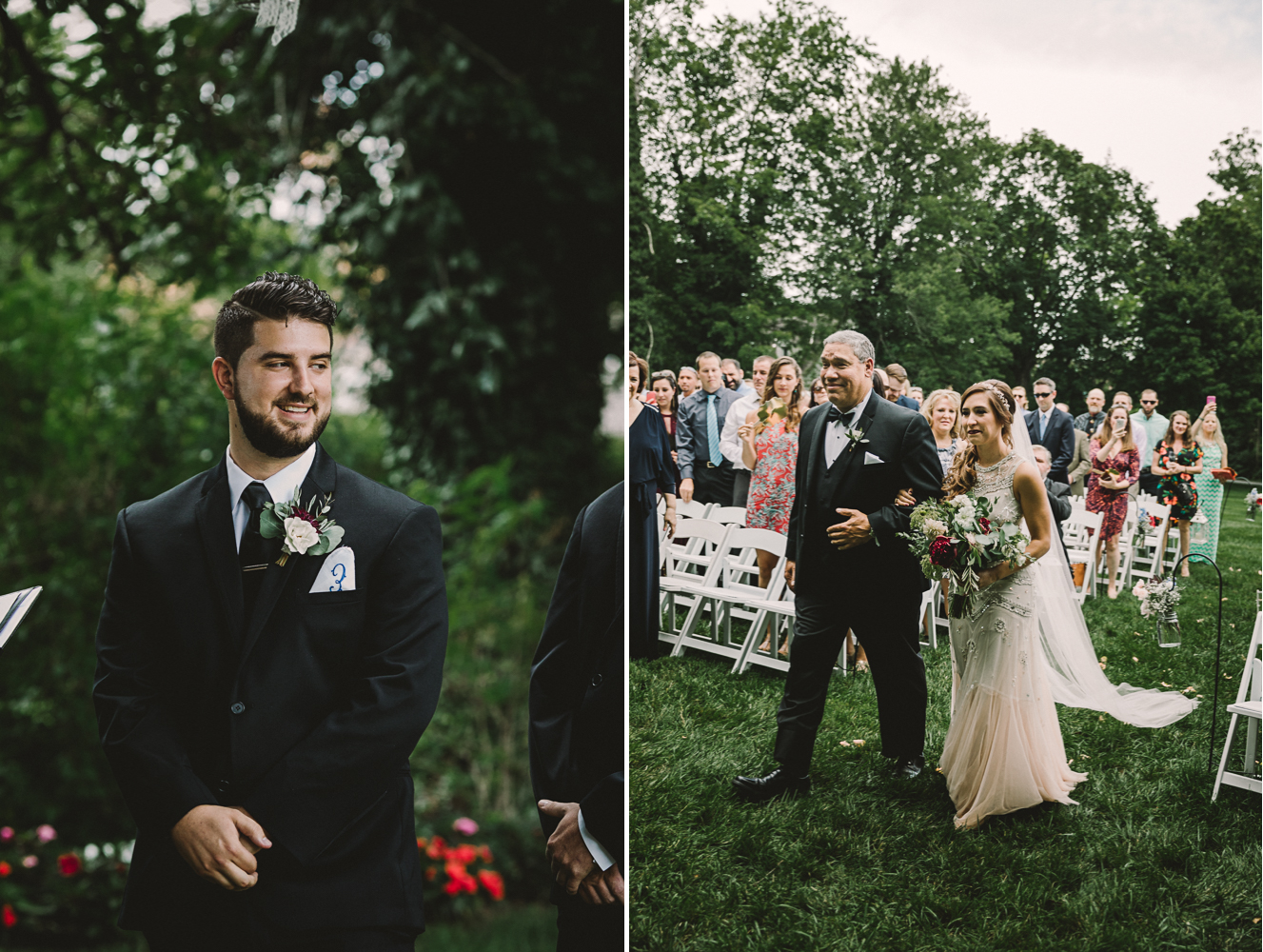 Barbara O Photography antrim 1844 wedding bridal party blush dresses6.jpg