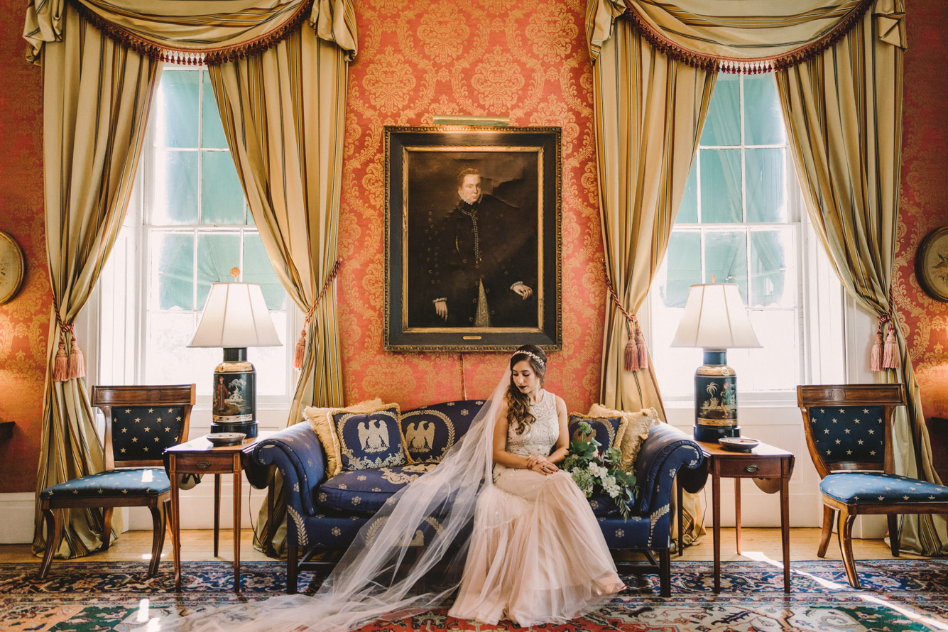Barbara O Photography antrim 1844 wedding bridal party blush dresses7.jpg