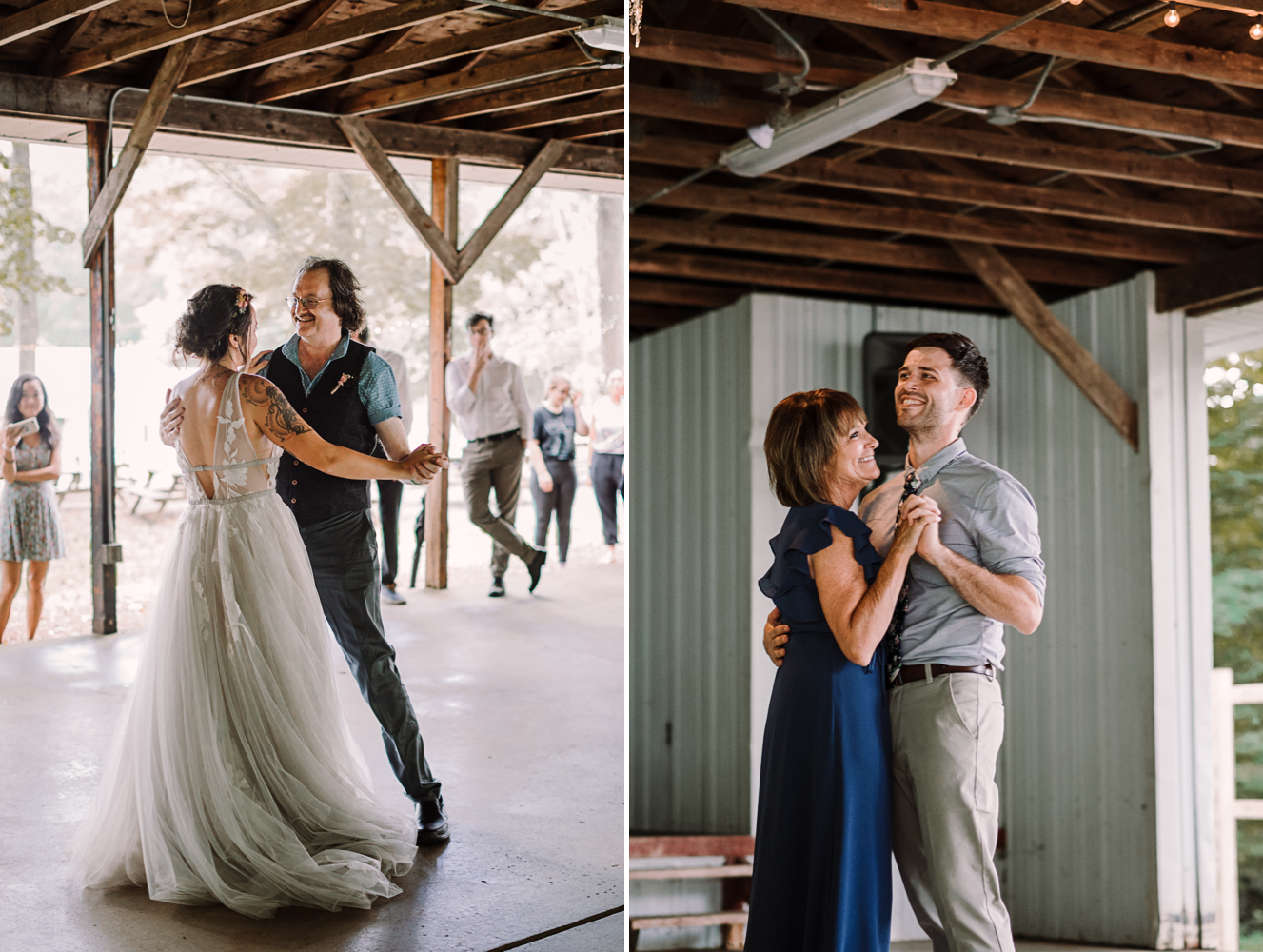 barbara O photography md dc camp wedding photographer parent dances.jpg