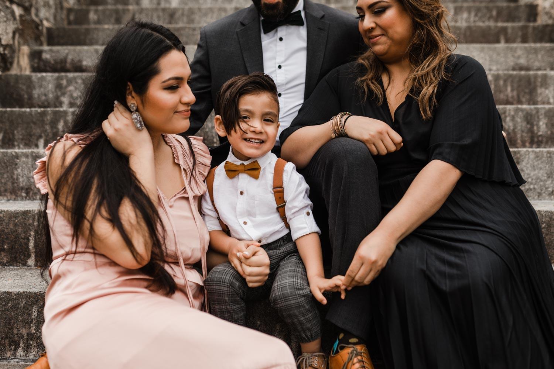 A Polyamorous Family Barbara O Photography