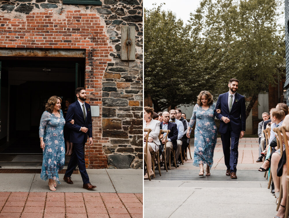 Mt Washington Mill Dye House industrial Baltimore wedding by Barbara O Photography-71.jpg