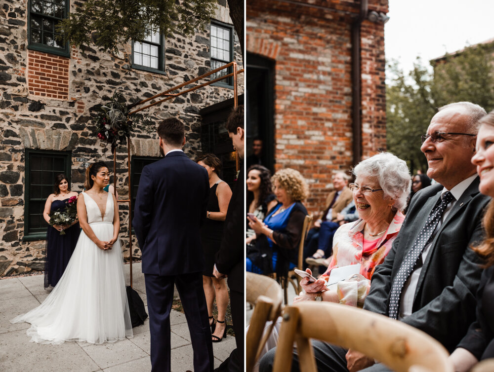 Mt Washington Mill Dye House industrial Baltimore wedding by Barbara O Photography-76.jpg