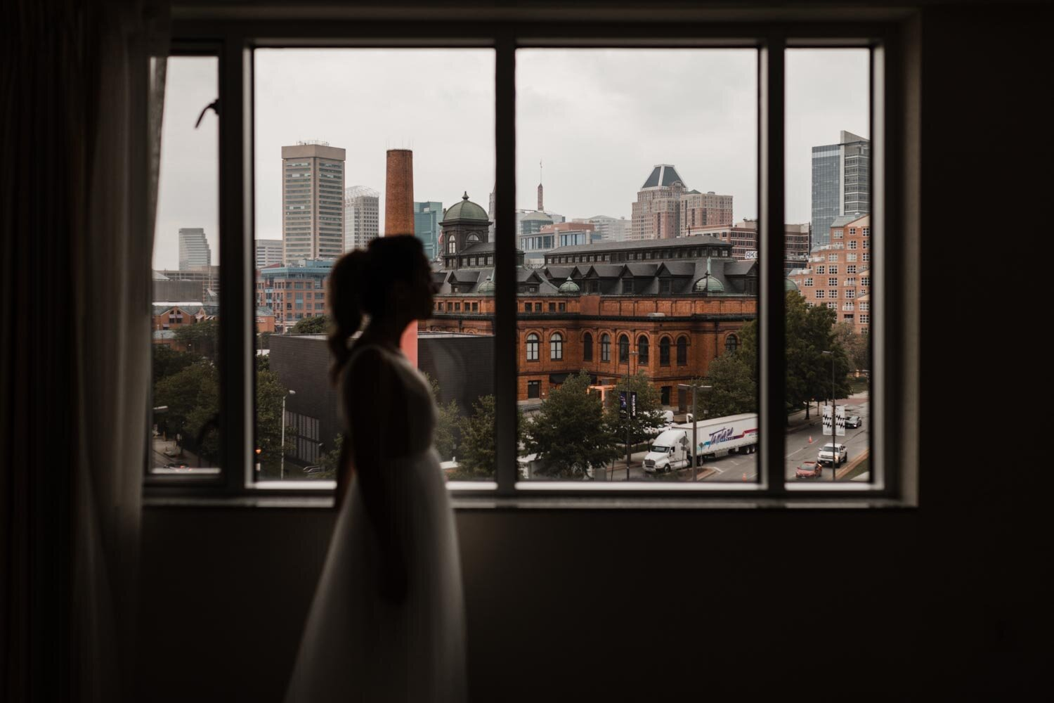 Mt Washington Mill Dye House industrial Baltimore wedding by Barbara O Photography-7.jpg