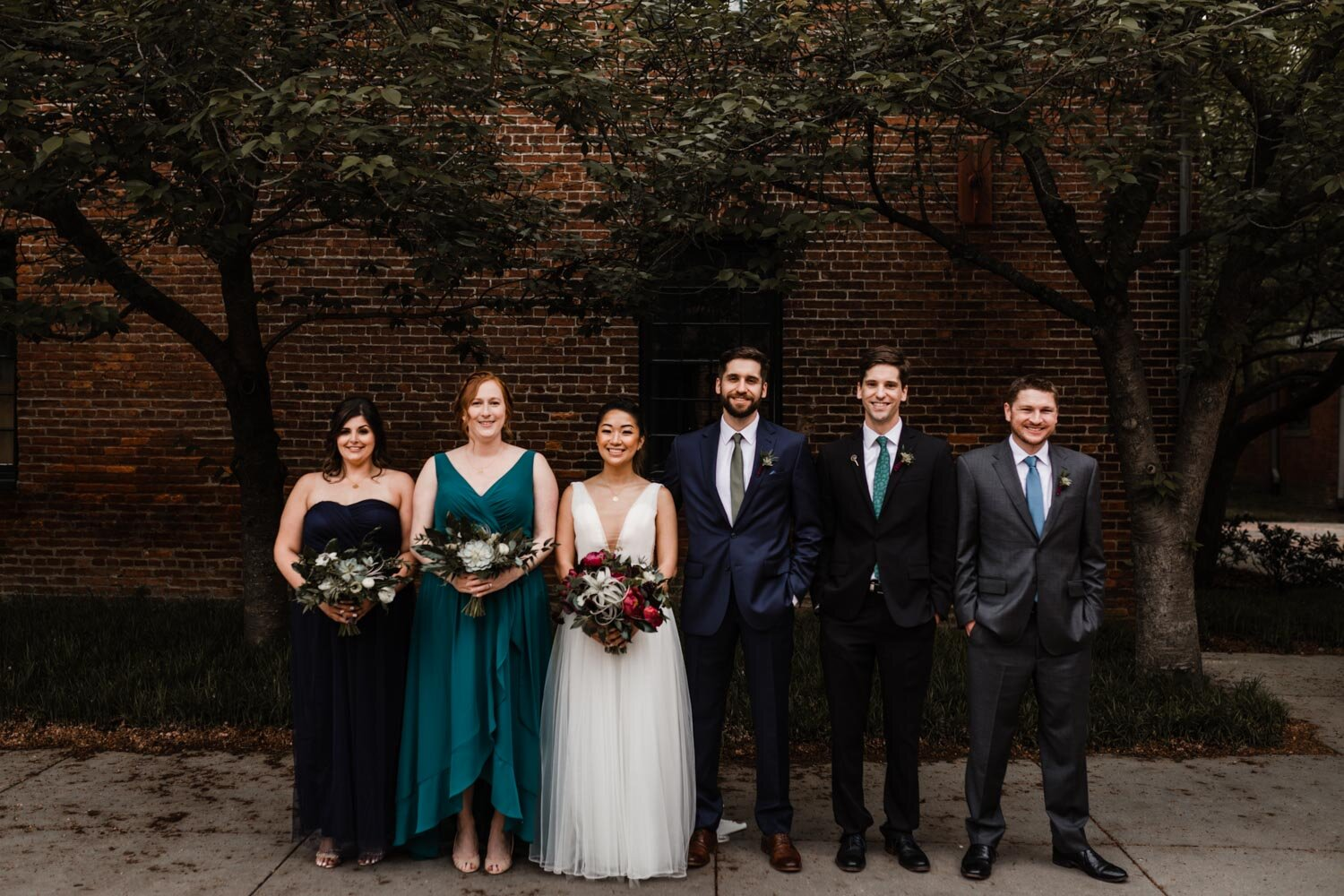 Mt Washington Mill Dye House industrial Baltimore wedding by Barbara O Photography-18.jpg