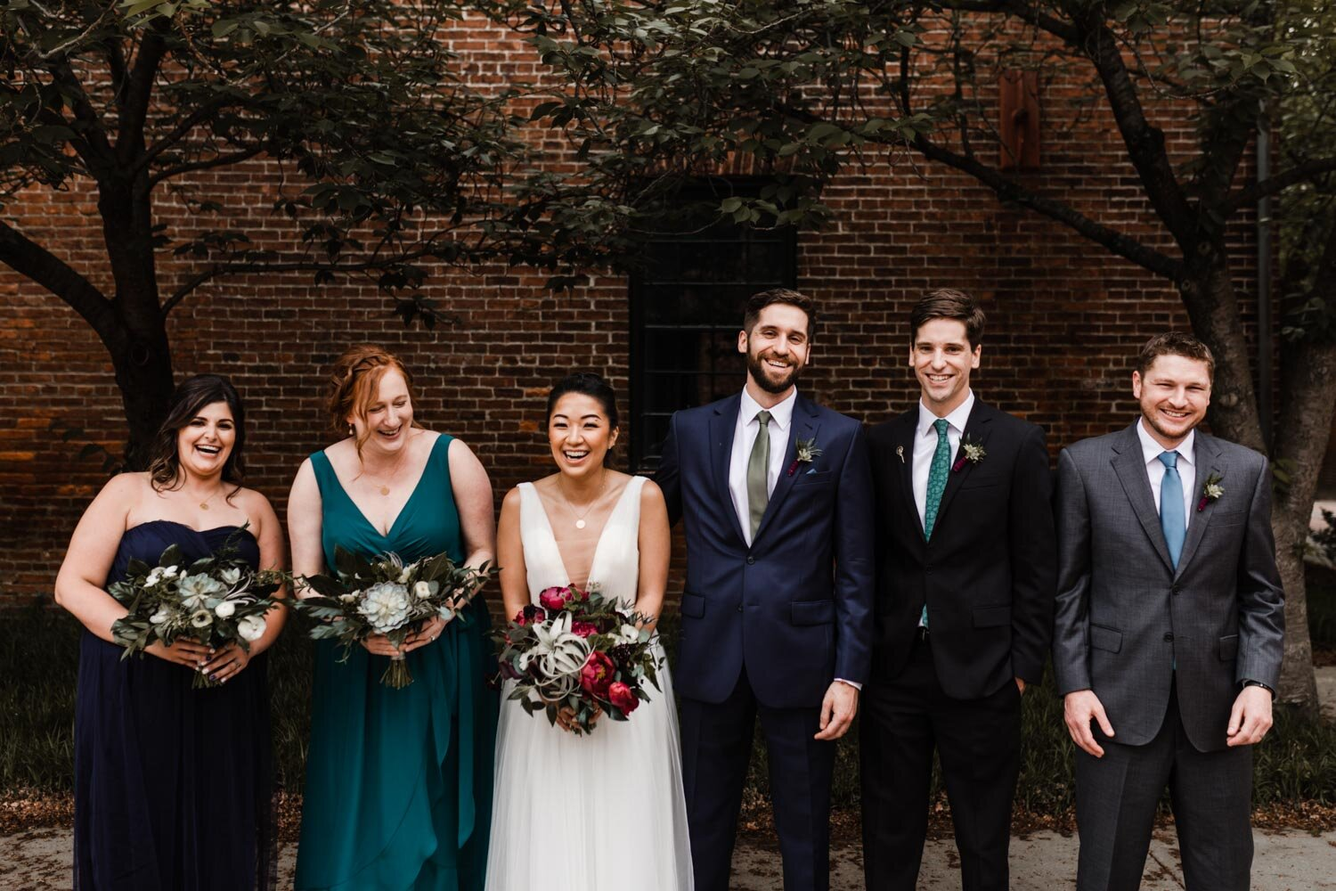 Mt Washington Mill Dye House industrial Baltimore wedding by Barbara O Photography-19.jpg