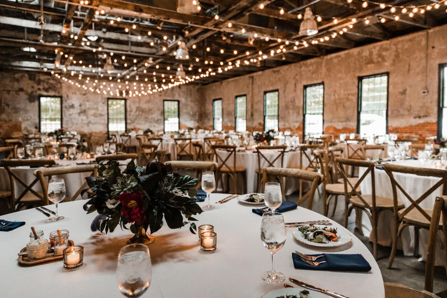 Mt Washington Mill Dye House industrial Baltimore wedding by Barbara O Photography-39.jpg