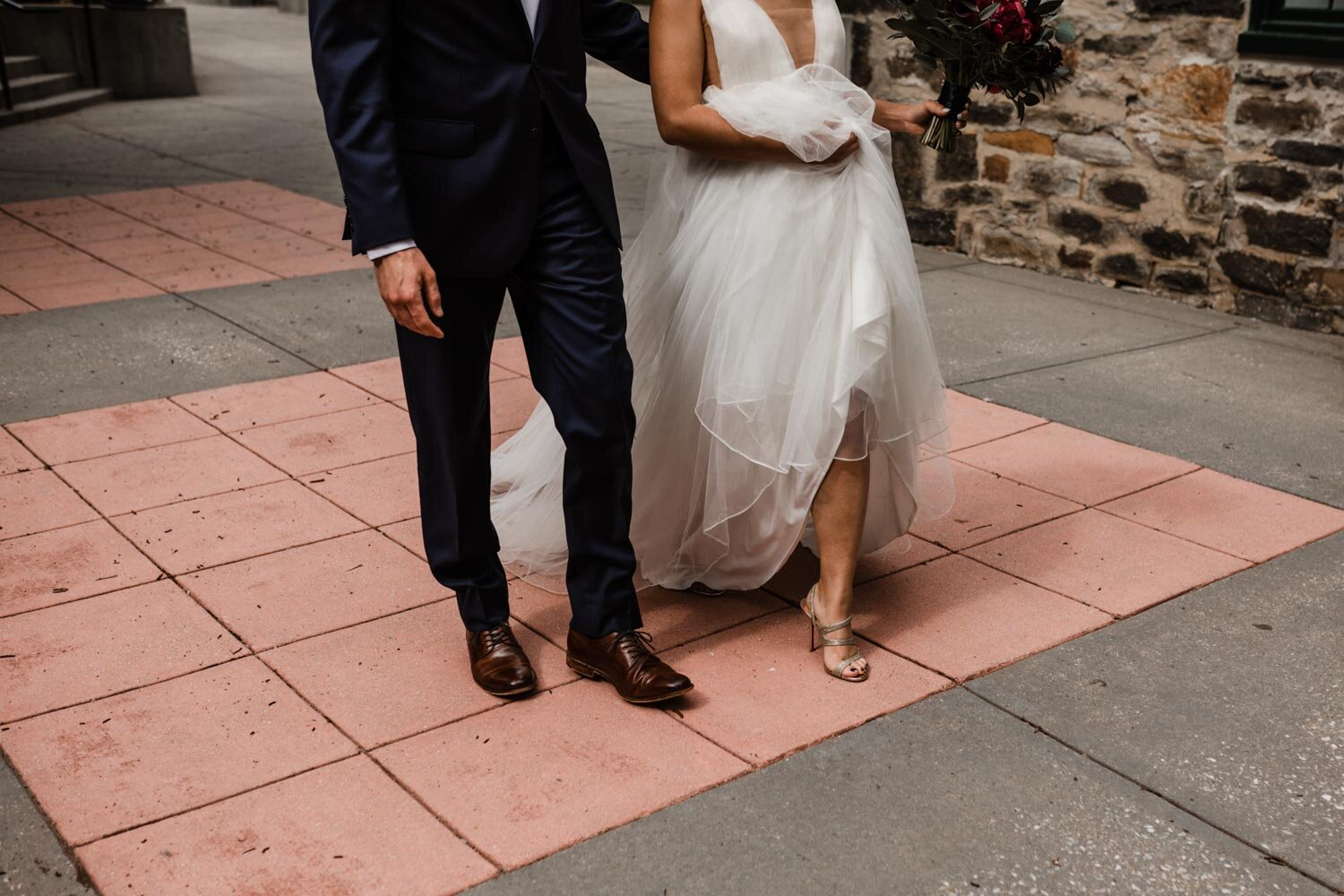 Mt Washington Mill Dye House industrial Baltimore wedding by Barbara O Photography-133.jpg