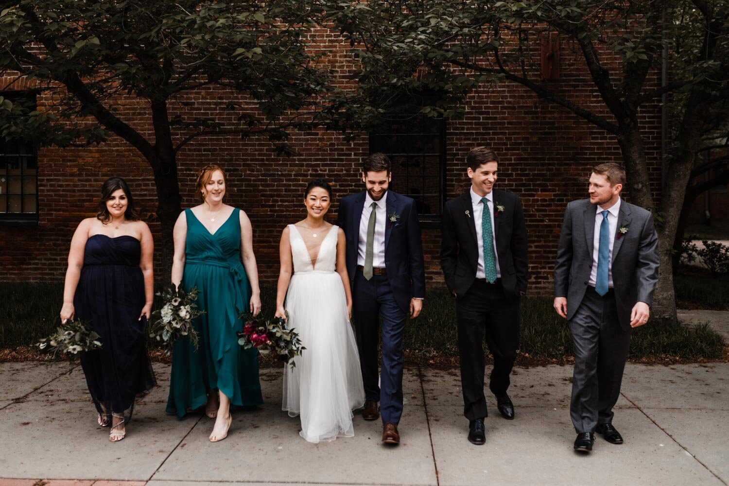 Mt Washington Mill Dye House industrial Baltimore wedding by Barbara O Photography-160.jpg