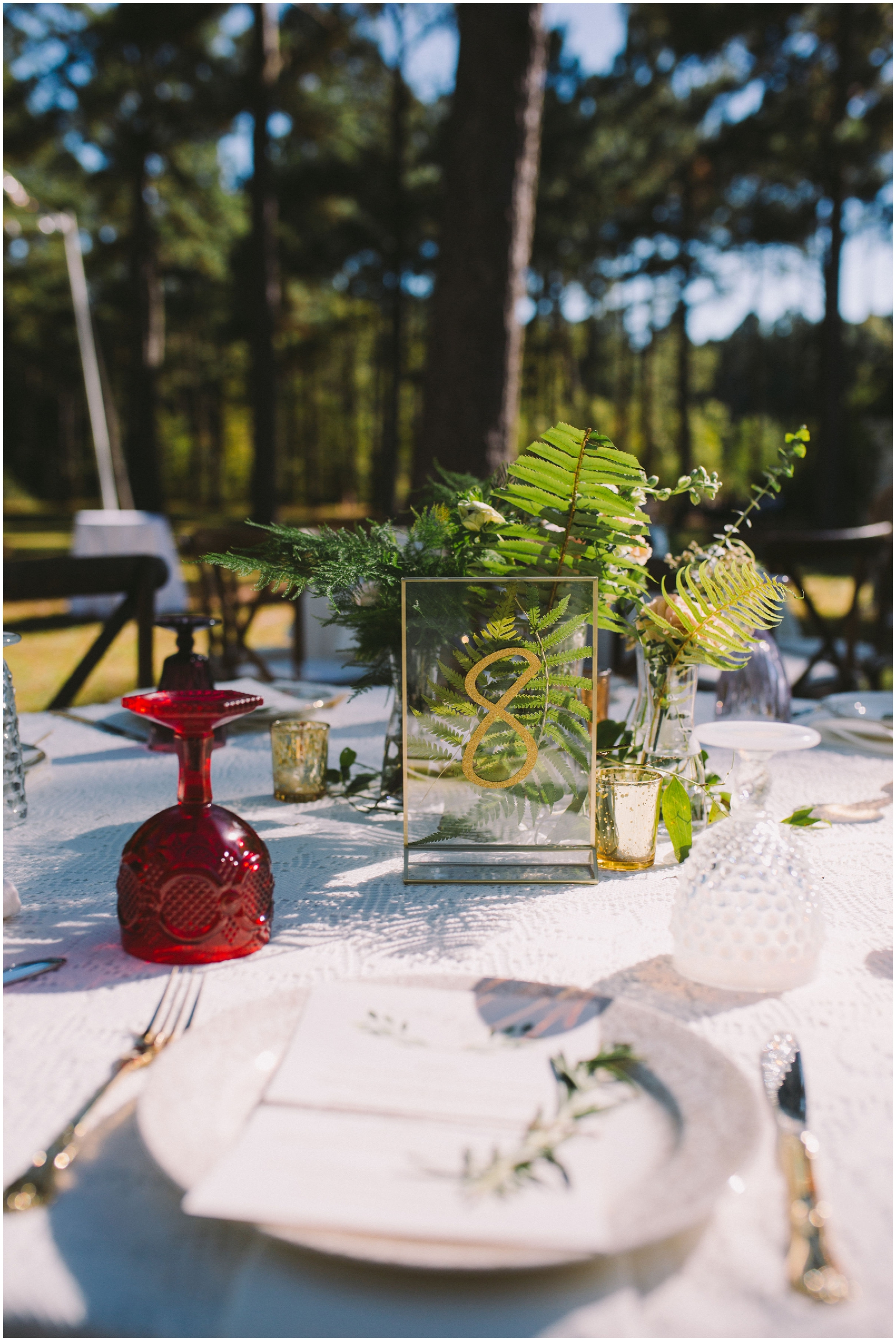Wedding Table Set and Centerpiece Ideas