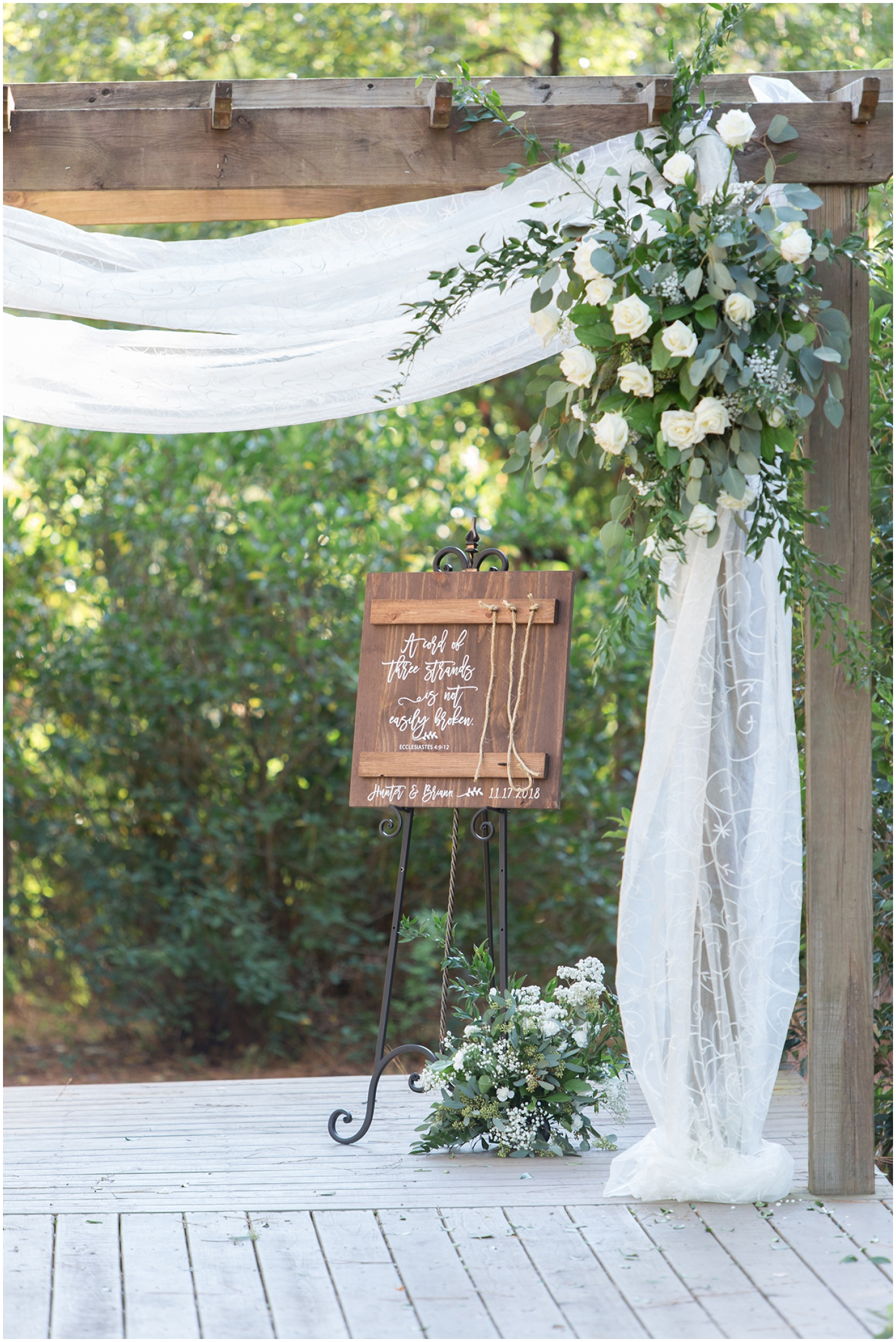 Wedding Arch and floral inspiration