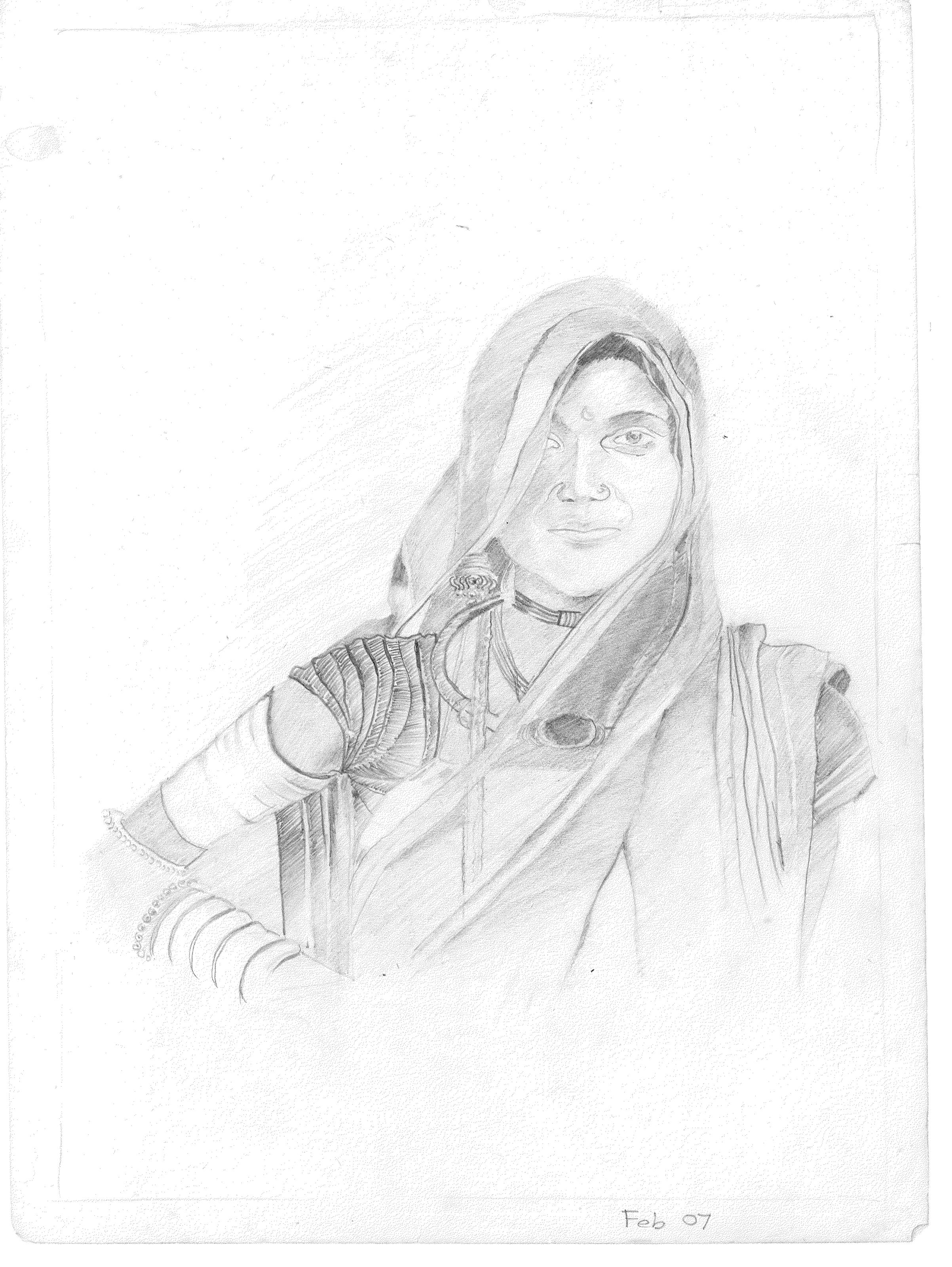 Sketch 3, Feb 2007