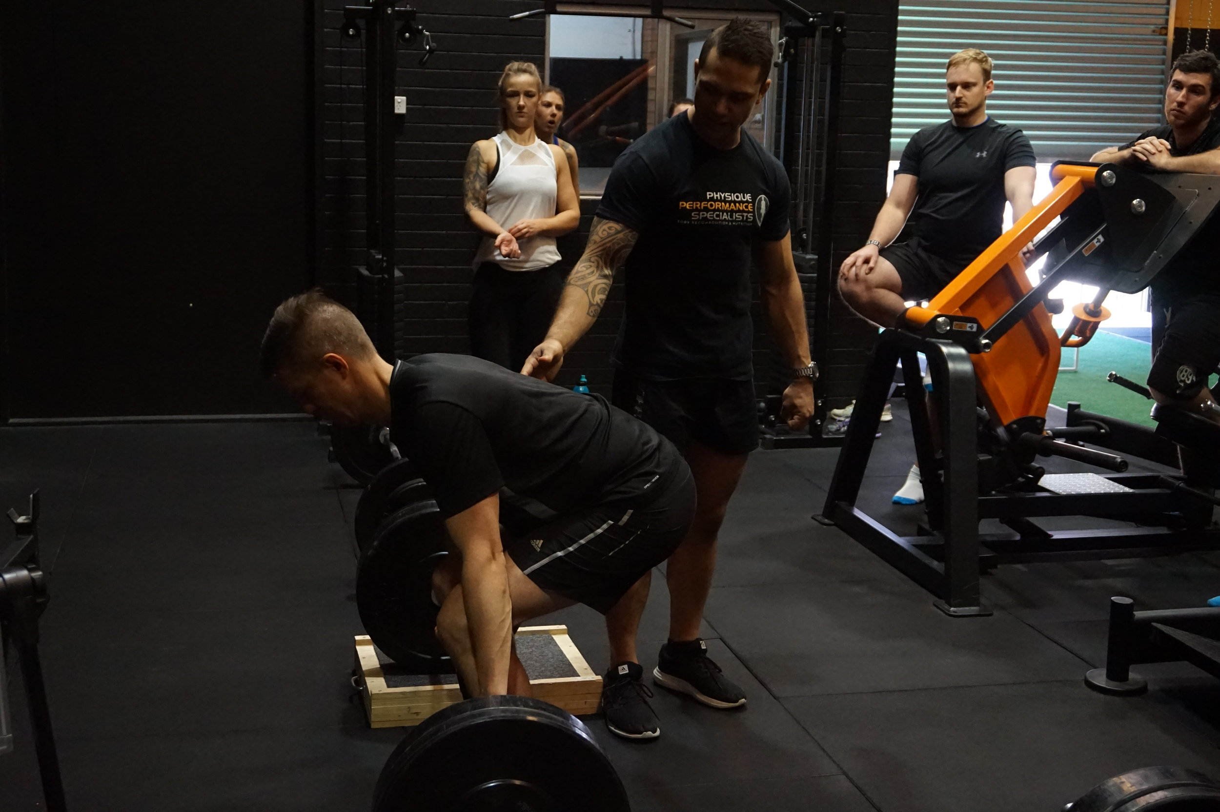 We regularly hold seminars and lifting workshops within our private facilities (non-members welcome). Click the button below to get in touch and learn more...