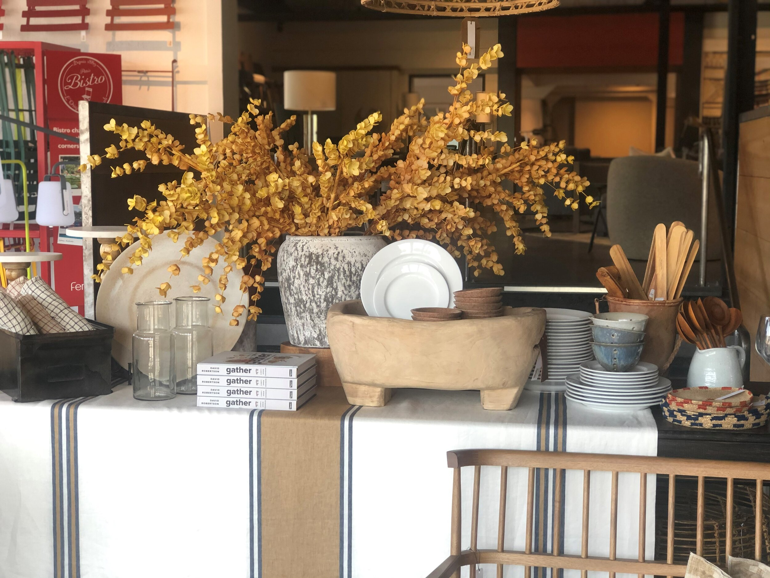 Napa Furniture Store Interior Design In Napa