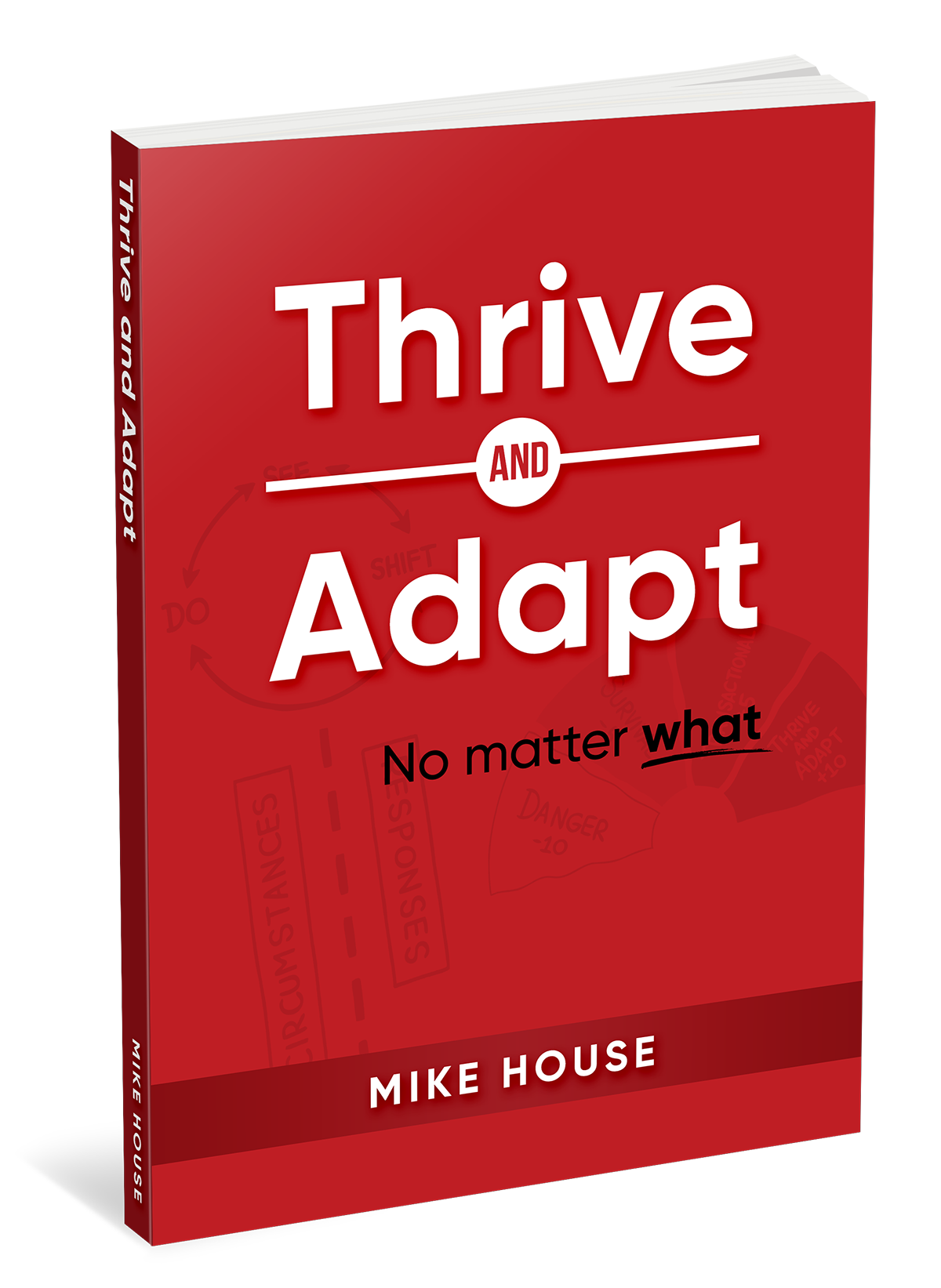 Mike's book has now been published. -