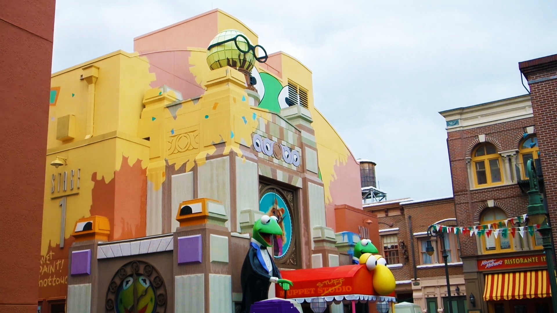 The Muppets are a must see! Even if you aren't really into the Muppets.