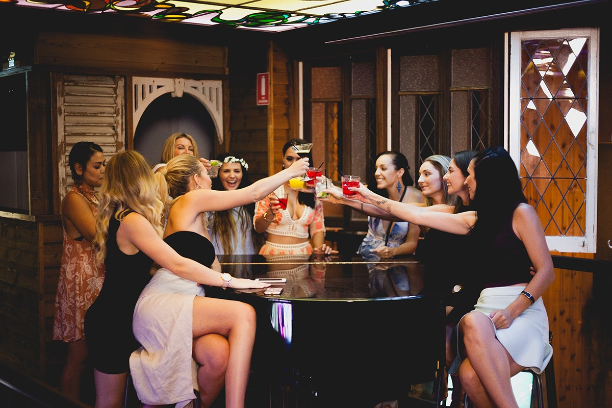 Party Room Hire - The Penthouse - Upper level