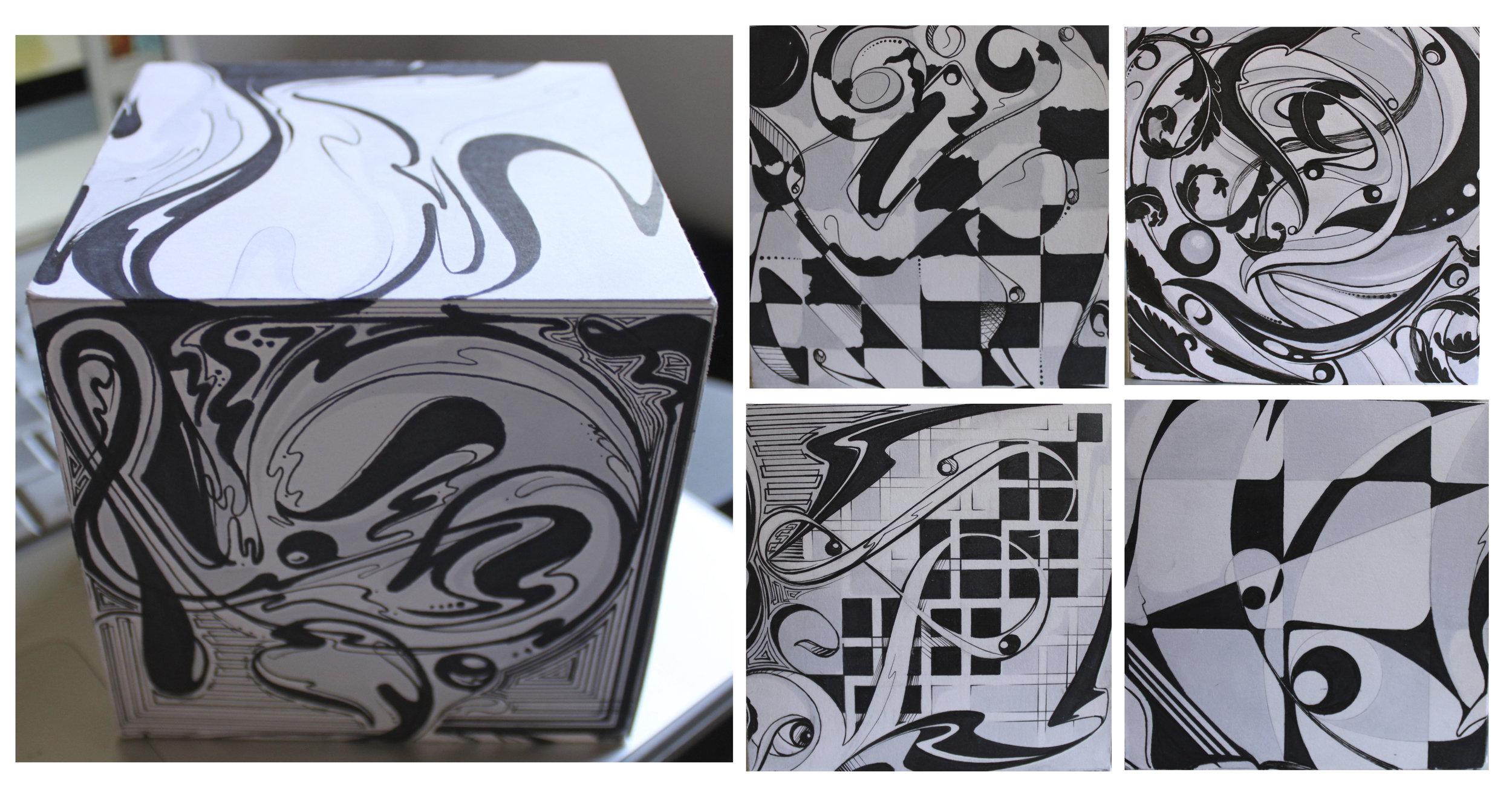 3D Box Design