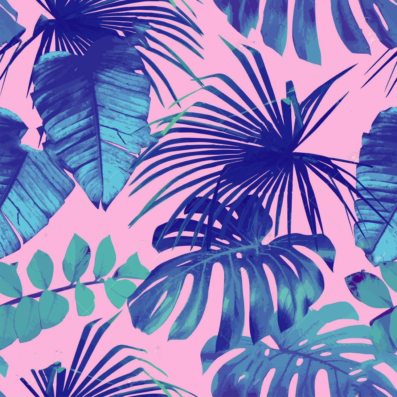 Pink Tropical