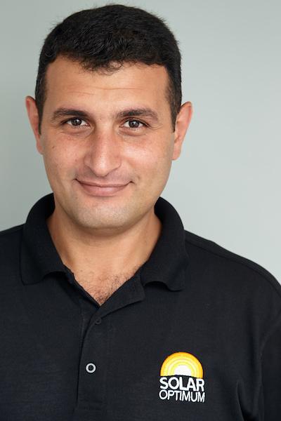 Artur Vardanyan: Procurement Manager